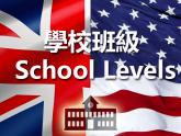 Comparing the UK school levels with USA school levels - from Primary to Secondary