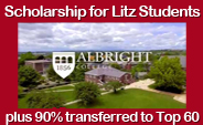 Albright College - Scholarship & Top 60 Transfer