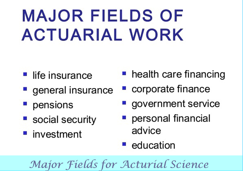 The List of All U.S Colleges With an Actuarial Science Major