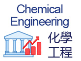 University Ranking for Chemical Engineering 化學工程-大學排名
