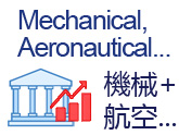 University Ranking for Mechanical Aeronautical 機械,航空和製造工程大學排名
