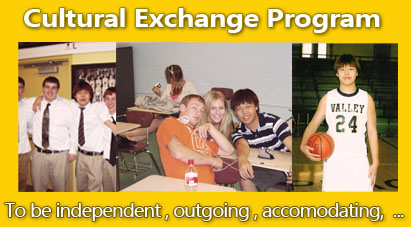 USA Cultural Exchange Program