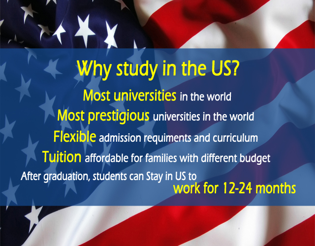 Why Study in the US?