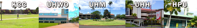 campus view of 5 Hawaii Colleges